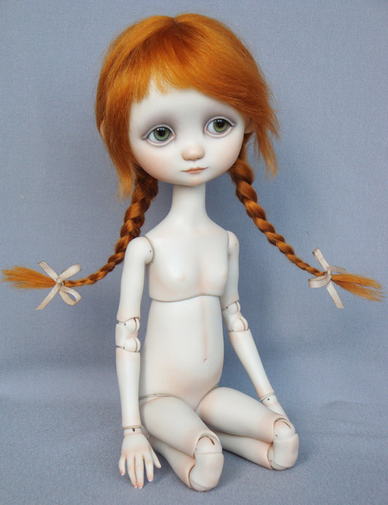 emily porcelain ball jointed doll bjd doll works liverpool doll in old abandoned workshop bloodborne