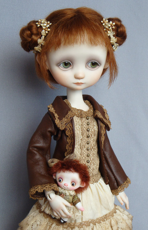 Emily Porcelain Ball Jointed Doll Bjd