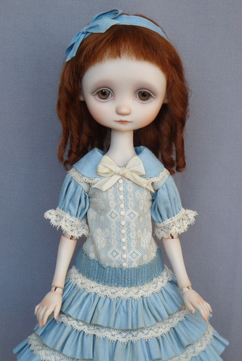 Emily Porcelain Ball Jointed Doll Bjd