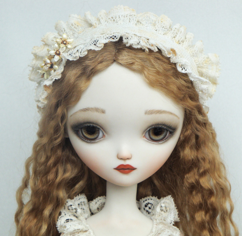 Sophie Porcelain Ball Jointed Doll Bjd